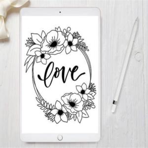 iPad Lettering Masterclass