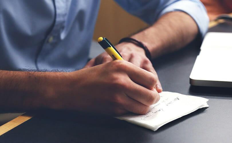 8 Tipps zum Notizen machen bei Online Kursen und MOOCs MOOC Online Kurs lernen bildung