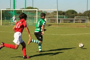 Mentaltraining im Fußball - Einen Schritt schneller